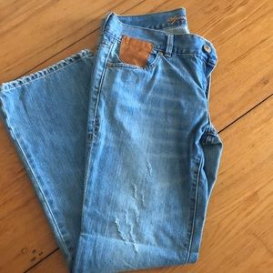 Old Navy Special Edition women's jeans straight 12